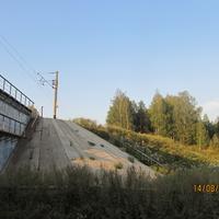 железнодорожный мост через Мурлёвку