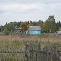 Деревня Хмелевка
