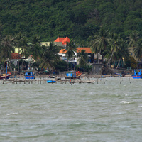 Пристань Лонг Фу