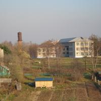 Вид на Свиягинкую школу