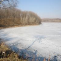 Кронштадка зимой 1