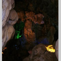 Ха Лонг. Пещеры