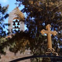 Православная Георгиевская церковь, город Мадаба