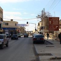 На улицах города Мадаба