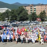 115 лет Партизанску (Сучанску). Август 2011.