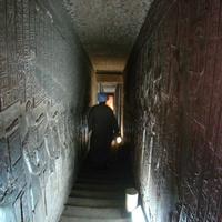 Кена - храм богини Хатар (элемент интерьера)