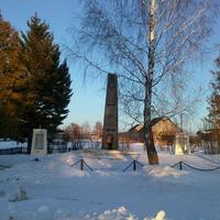 мишнево. памятник героям великой отечественной.