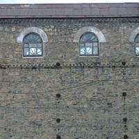 Здание углепромывочной фабрики, заложенной В.Н.Френцем в начале ХХ в.