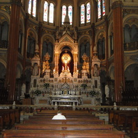 Буенос-Айрес  (interior view of the cathedral)
