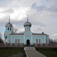 Свято-Троицкий храм в селе Ольшанка