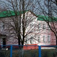 Больница в селе Ольшанка