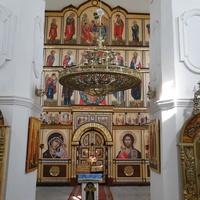 Иконостас в морском соборе