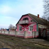 Облик села Орлик