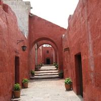 Arequipa-Peru  Santa-Catalina