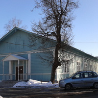 ул. Пасторова, медицинский центр.
