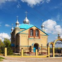 Храм Ильинки