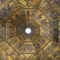 Флоренция, потолок бапистерия