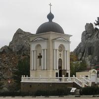Православная часовня в честь 2000-летия Рождества Христова на перевале