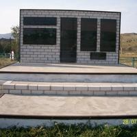 с.Подгорное Памятник погибшим воина ВОВ