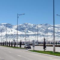 Ашхабад, Бикрова/Ashgabat, Bikrova