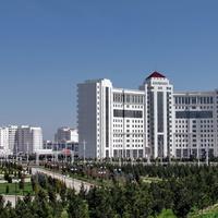 Современный Ашхабад, Арчабильское шоссе/Modern Ashgabat Archabil highway