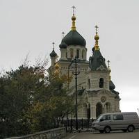 Церковь Воскресения Христова построена в 1892 году.