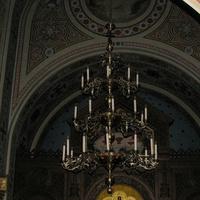 Интерьер церкви Воскресения Христова