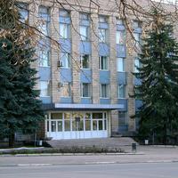 Здание мэрии города.