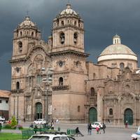 Куско, кафедральный собор