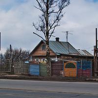 Московская Славянка, дом 12