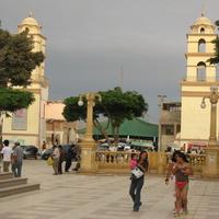 Писко, от кафедрального собора осталось только две башни
