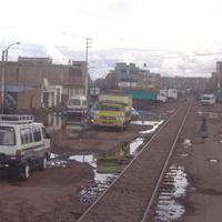 улица в Пуно