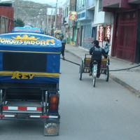 Такси в Пуно