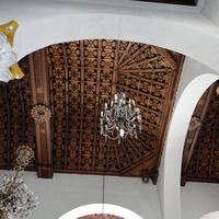 Сан Кристобаль де Лас Касас. потолок кафедрального собора