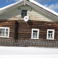 дом Политова Александра и Раисы