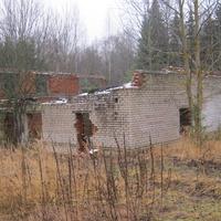 Заброшенная насосная станция
