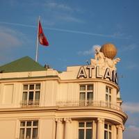 Гамбург. Гостиница Атлантик, где снимался фильм о Джеймсе Бонде