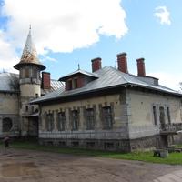 Бывшая больница Общины сестер милосердия Святого Георгия.