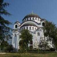 Храм Святого Саввы.