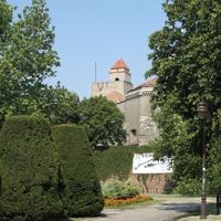 Белград, стены крепости.