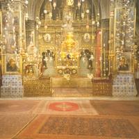 Иерусалим (old city) in S.James church