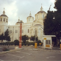 Иерусалим (old city) Russian church
