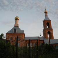 Новобуянская церковь