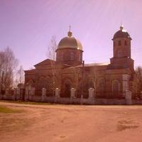 Церква у Хибалівці; 19.04.2011  12:50