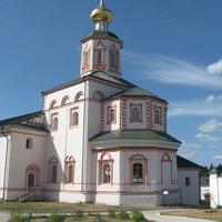 Валдай. Иверский монастырь.
