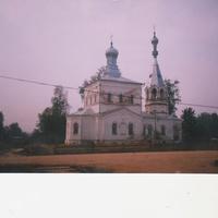 Алексейково. Церковь. 1999 г.