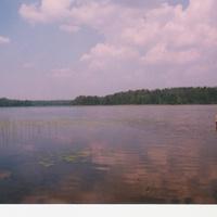 Довечки. Озеро Застижское. 1999 г.
