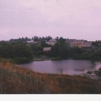 Сорогожское. Пруд. 2000 г.