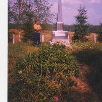 Алексейково. Около села. Памятник погибшим воинам.