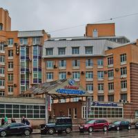 Улица Академика Лебедева. Клиника.